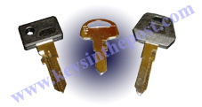 Cagiva Motorcycle Key