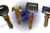 Suzuki Motorcycle Key