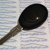 Land Rover Discovery 2 Remote Plip Key